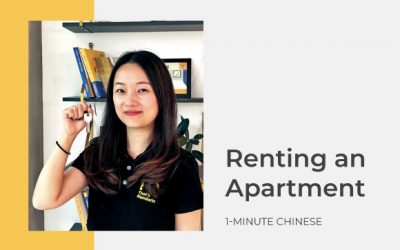 Renting an Apartment in China