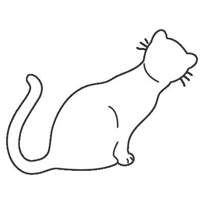 猫 (māo) ∙ a cat   Learn Chinese with NihaoCafe