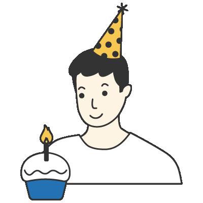 生日 Birthday | NihaoCafe