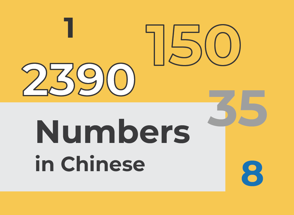 Numbers in Chinese   Learn Chinese Vocabulary with NihaoCafe