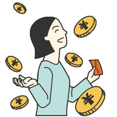 shopping money | Zhòngjiǎng 中奖 jackpot | chinese nihaocafe