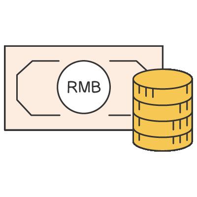 shopping money | Rénmínbì 人民币  | chinese nihaocafe