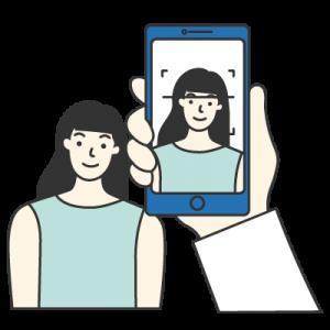 technology Shuā liǎn 刷脸 face scan chinese nihaocafe
