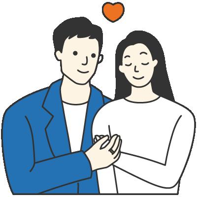 Love relationship   恋爱 Liàn'ài in love   chinese nihaocafe