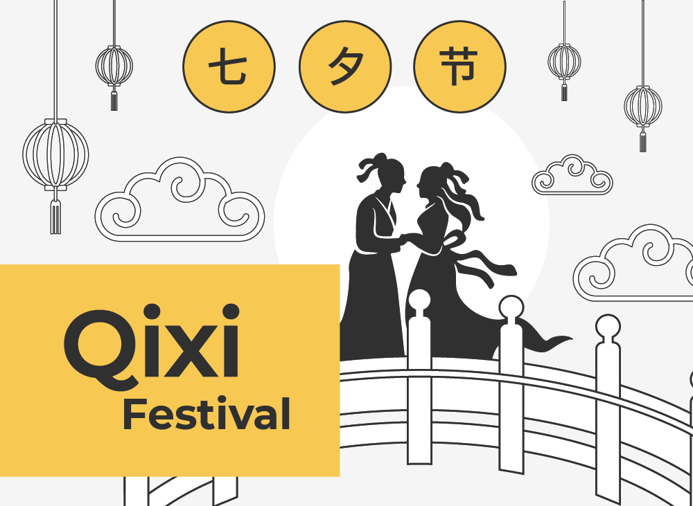 Qixi Festival 七夕节 | Learn Chinese Holidays with NihaoCafe